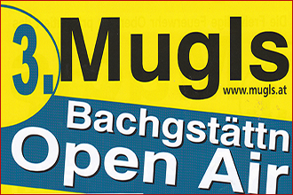 3. Bachgstättn Open Air - 9. Juni 2018