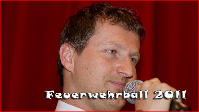 2011  Feuerwehrball - W. Ambros live